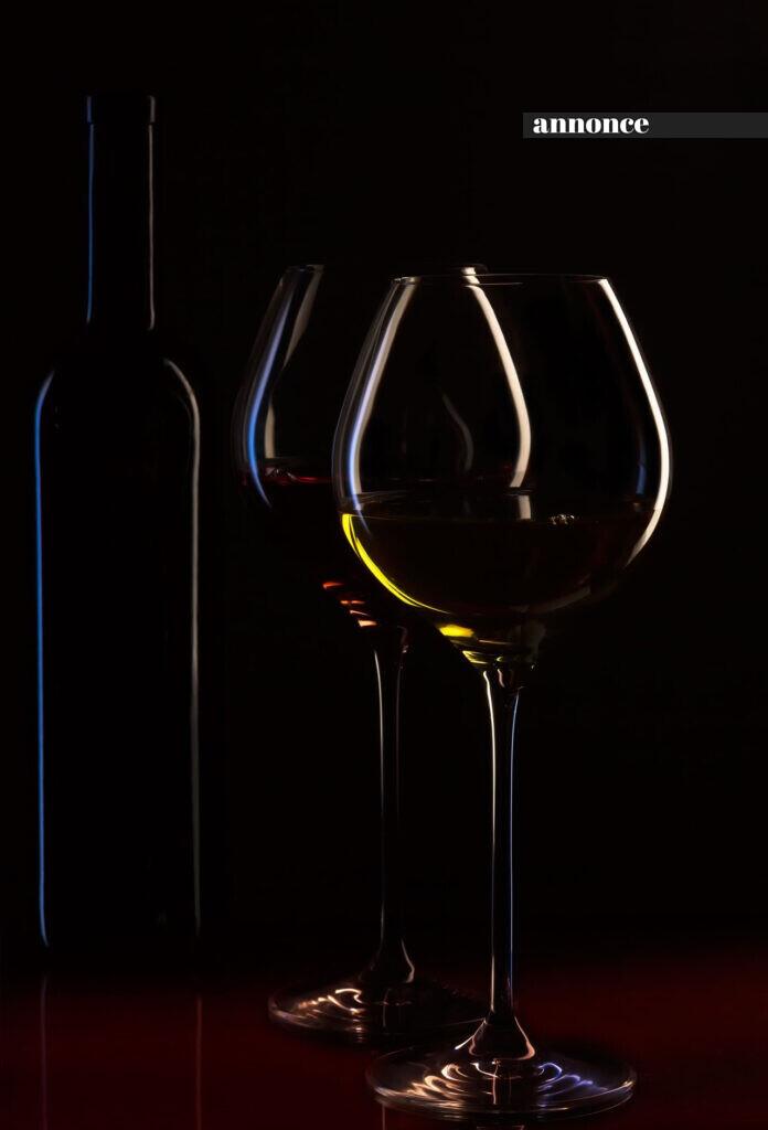 zinfandel i glas