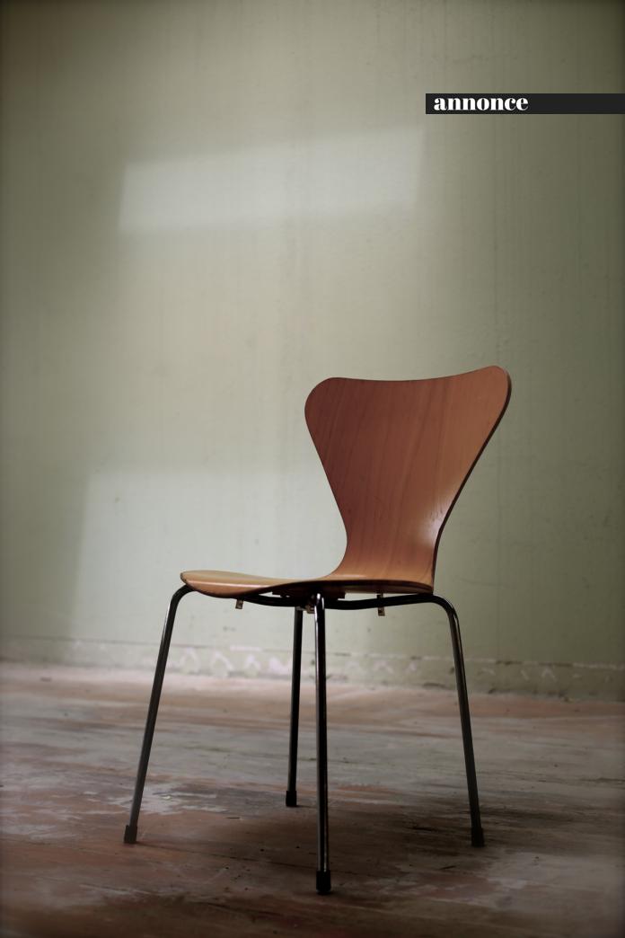 Gamle møbler i nye klæder