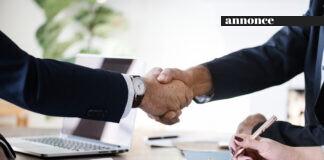 Håndtryk mellem partnere